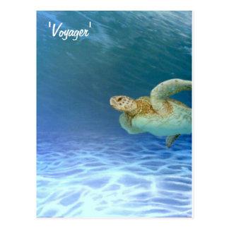 Voyager Postcard