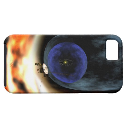 Voyager Squashes View of Solar System iPhone SE/5/5s Case