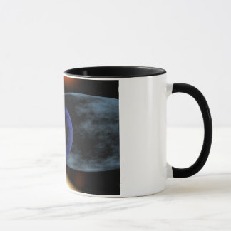 Voyager Squashes View of Solar System Mug