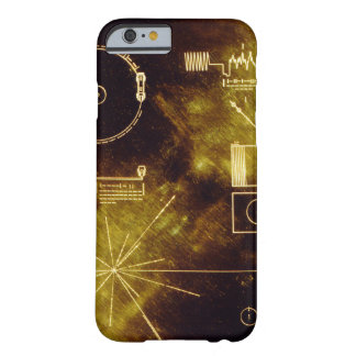 Voyager's Golden Record Barely There iPhone 6 Case