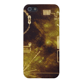 Voyager's Golden Record Cover For iPhone 5
