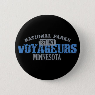 Voyageurs National Park Button