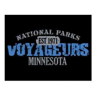 Voyageurs National Park Postcard