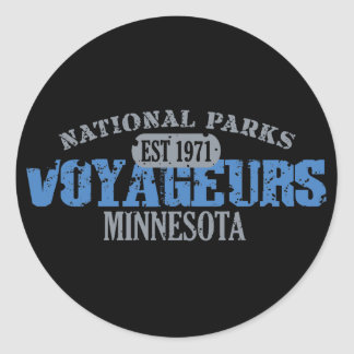 Voyageurs National Park Stickers