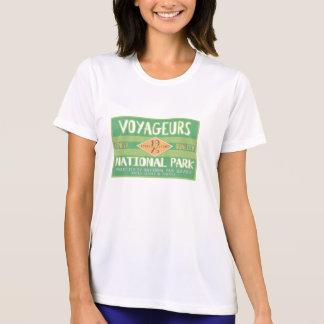 Voyageurs National Park T-shirts