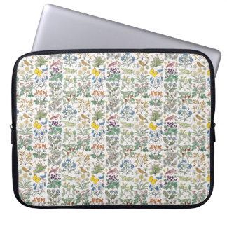 Voysey Apothecary's Garden Laptop Sleeve