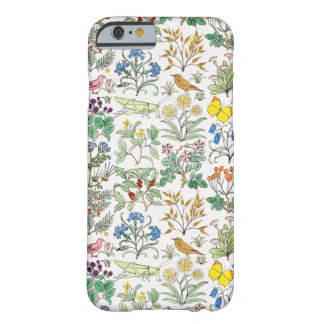 Voysey Apothecary's Garden Pattern iPhone 6 case