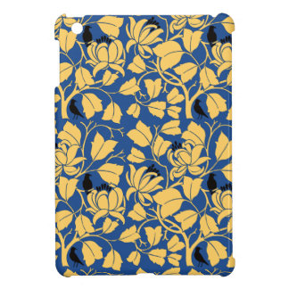 Voysey Birds in Tulip Tree Pattern Art Nouveau Case For The iPad Mini