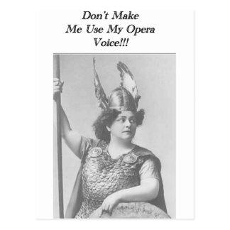 Voz de la ópera postal