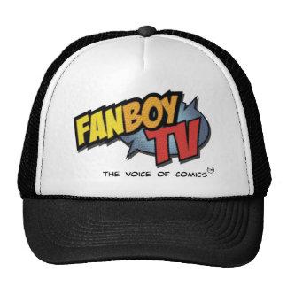 Voz del Fanboy TV del gorra de los tebeos