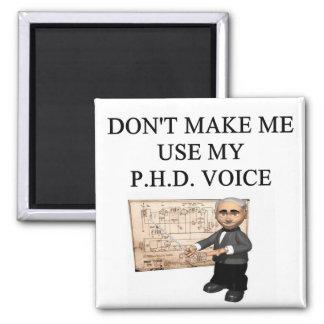 Voz del PHD Imán Cuadrado