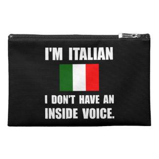 Voz interior del italiano