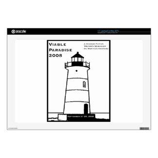 "VP12 (2008) 17"" Laptop Sticker Decals For Laptops"