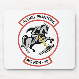 VP-18 Flying Phantoms Mouse Pad