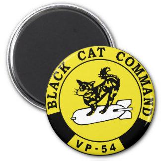 VP-45 Black Cats 2 Inch Round Magnet
