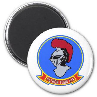 VP-46 Grey Knights 2 Inch Round Magnet
