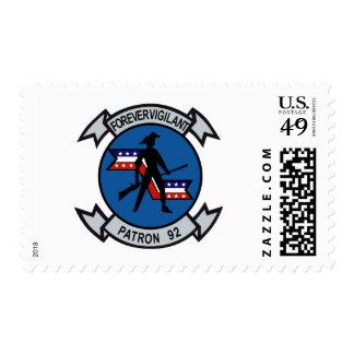 VP-92 Minutemen Postage