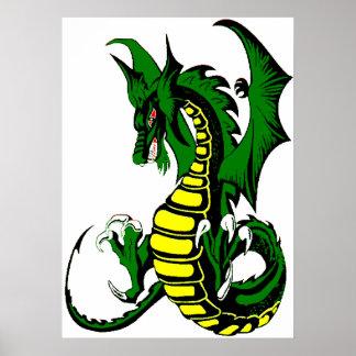 VP Dragon Poster