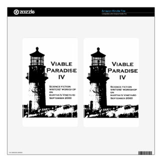 VP IV (2000) KINDLE FIRE DECAL