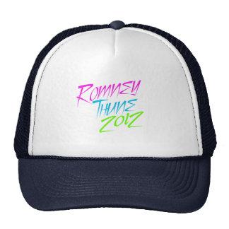 VP NEON ROMNEY THUNE png Mesh Hat