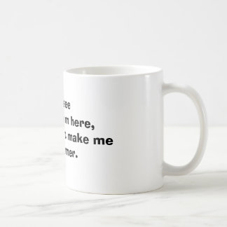 VP Qualifications Coffee Mug