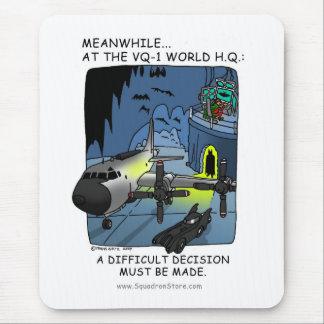 VQ-1 HQ mousepad