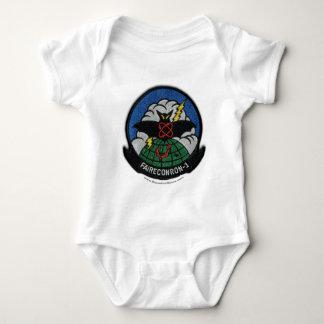 VQ-1 patch Baby Bodysuit