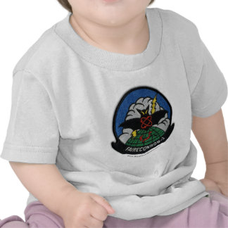 VQ-1 patch baby shirt