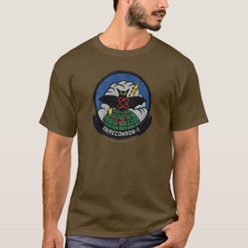 VQ_1 patch dark shirt