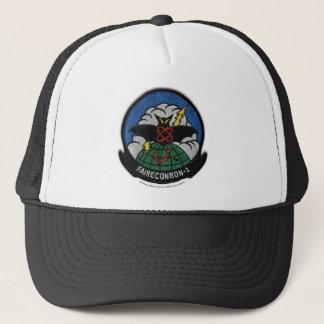 VQ-1 patch hat