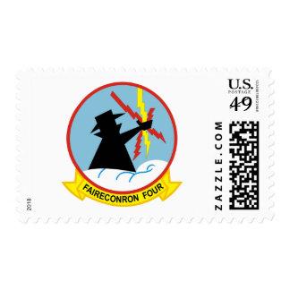 VQ-4 Shadows Postage Stamp