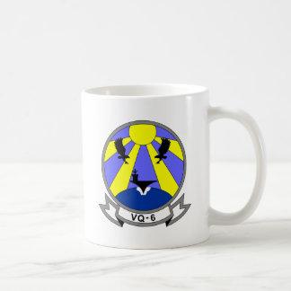 VQ-6 TAZA DE CAFÉ