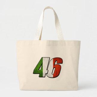 VR46flag Large Tote Bag