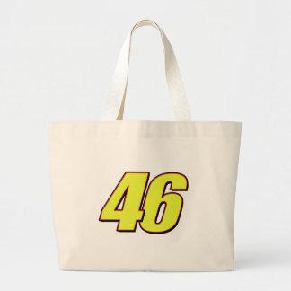 VR46redline Jumbo Tote Bag