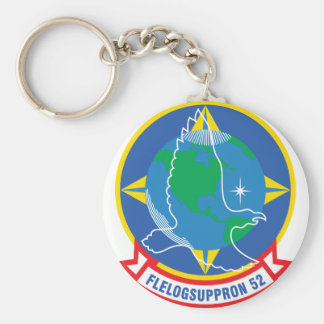 VR-52-Fleet Logics Support Squadron Five Two-3.5in Keychains