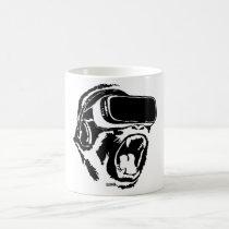 VR Gorilla Coffee Mug
