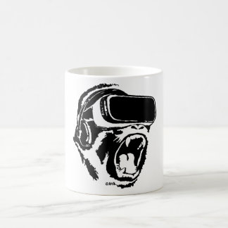 VR Gorilla Coffee Mug