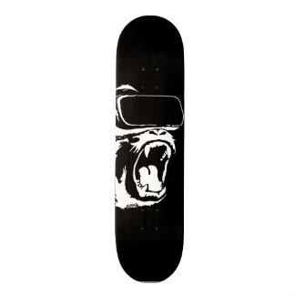 VR Gorilla Skateboard