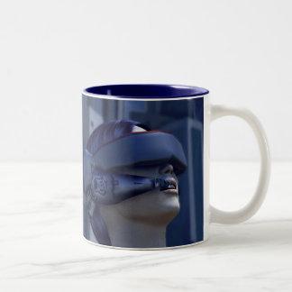 VR in the City Coffee Mug
