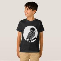 VR Owl T-Shirt