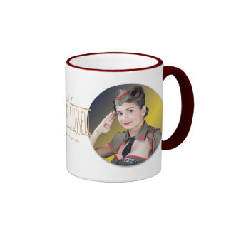 VR Pinup Mug - Amanda