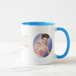 VR Pinup Mug - Chelsey