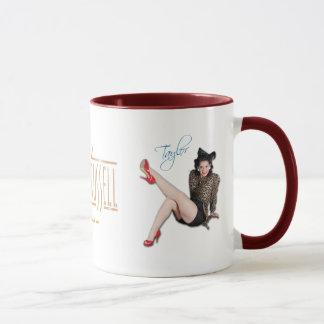 VR Pinup Mug - Taylor