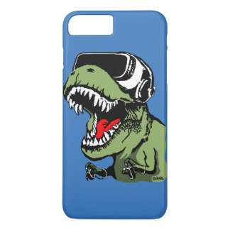 VR T-rex iPhone 8 Plus/7 Plus Case