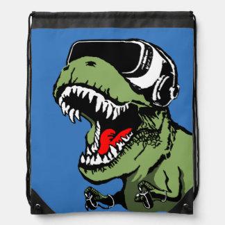 VR T-rex Mochila
