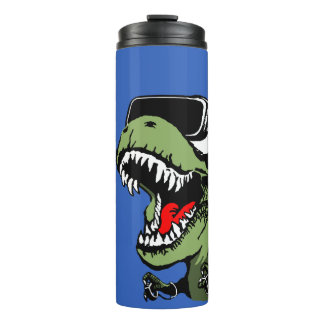 VR T-rex Thermal Tumbler