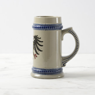 Vrbanac Arms with Double Eagle 18 Oz Beer Stein