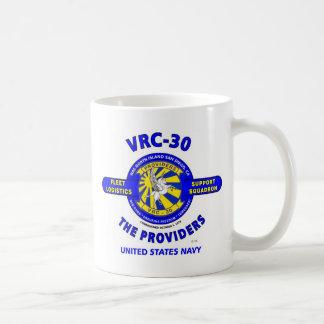 VRC-30 THE PROVIDERS U.S. NAVY COFFEE MUG