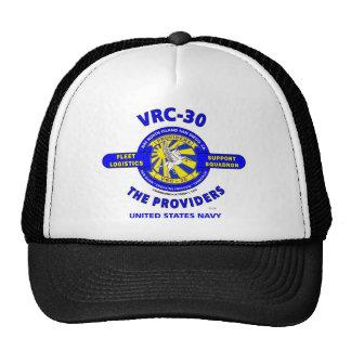 VRC-30 THE PROVIDERS U.S. NAVY TRUCKER HAT