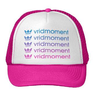 vridmoment_ _pink/blue 1990 gorros bordados